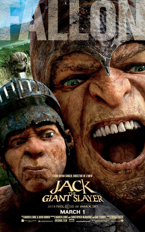 Jack the Giant Slayer Poster #8