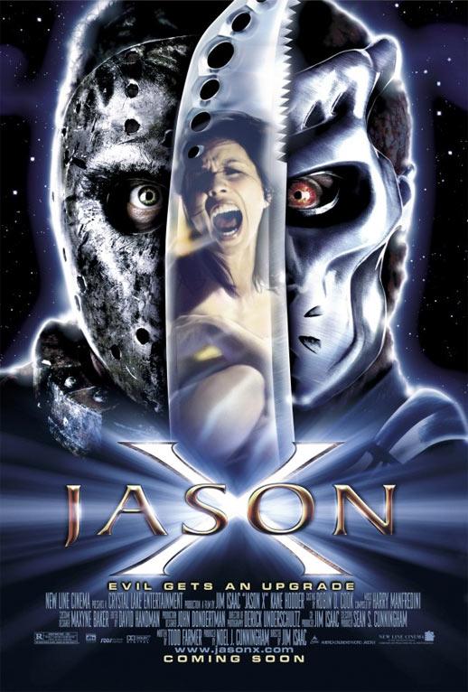 Jason X Poster #1