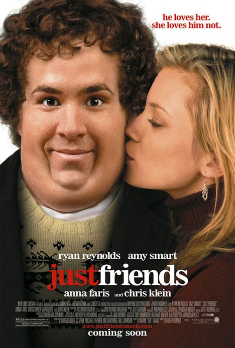 Just Friends Poster #1