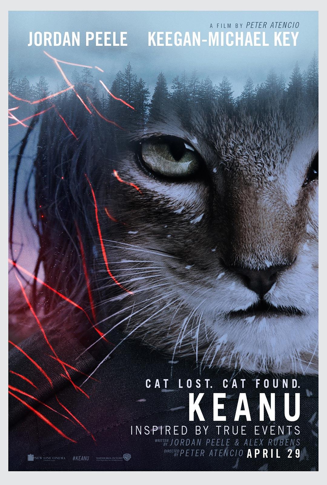 Keanu Poster #3