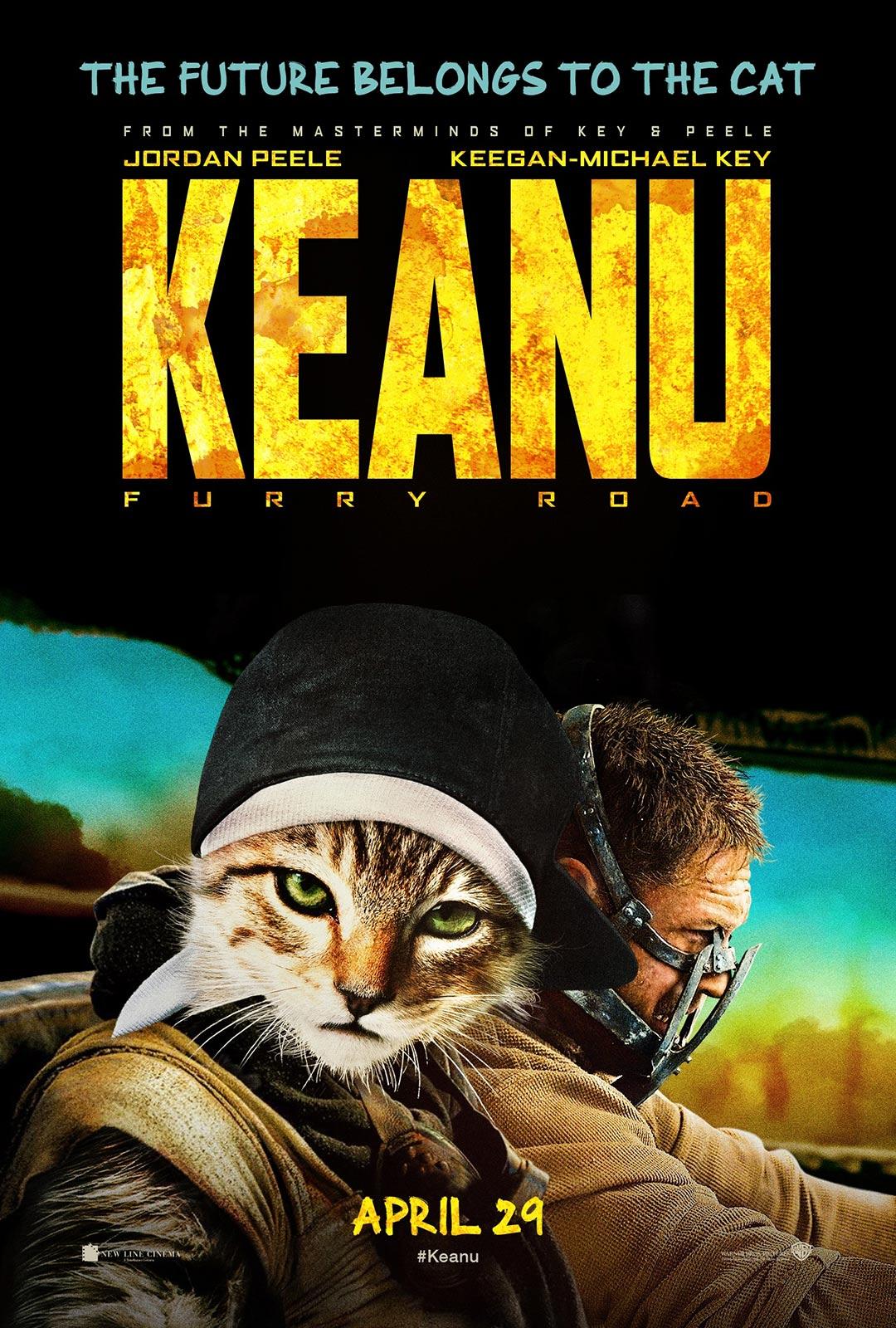 Keanu Poster #4