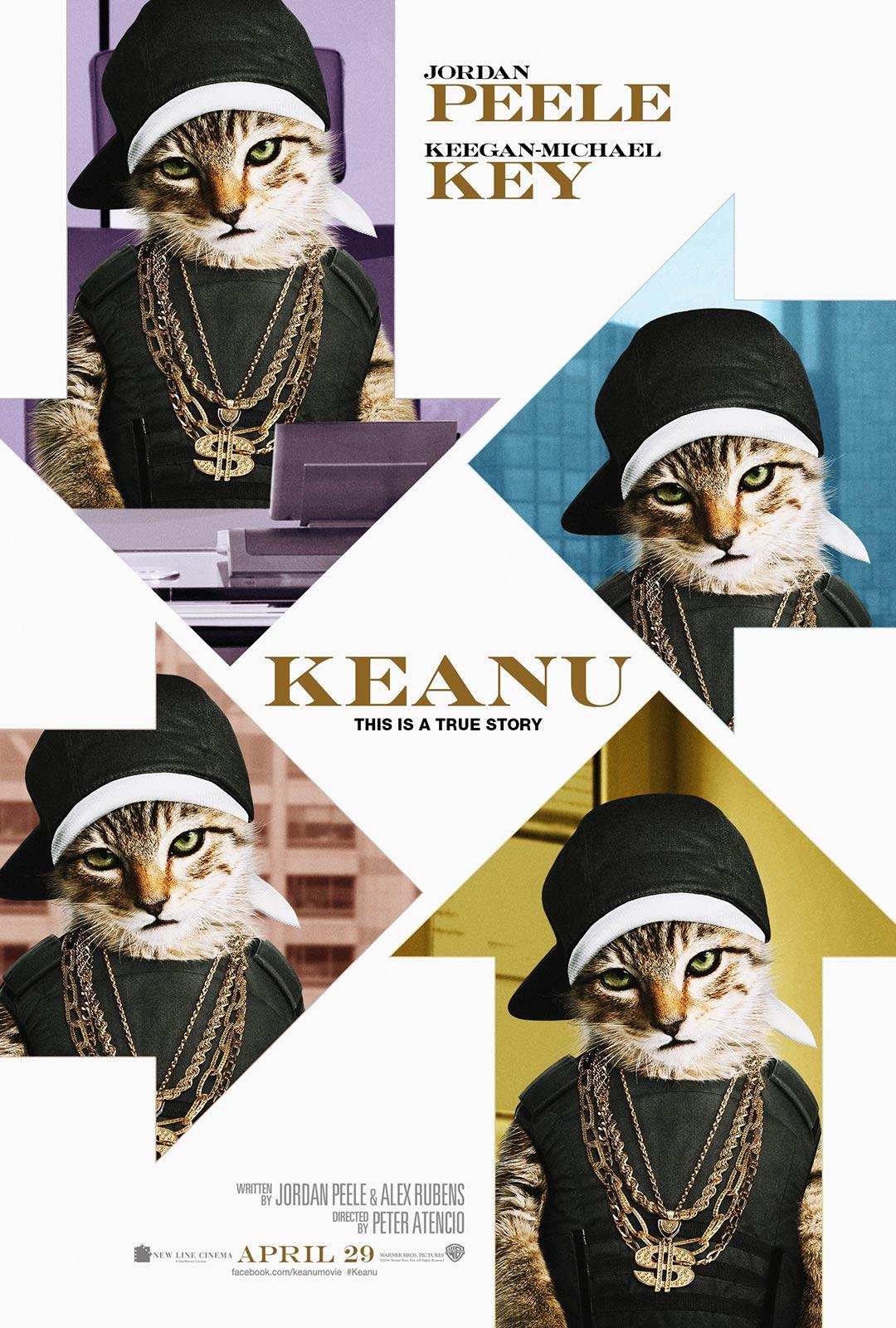 Keanu Poster #5