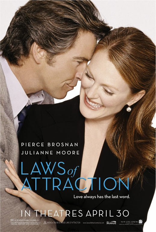 Laws of Attraction Poster #1