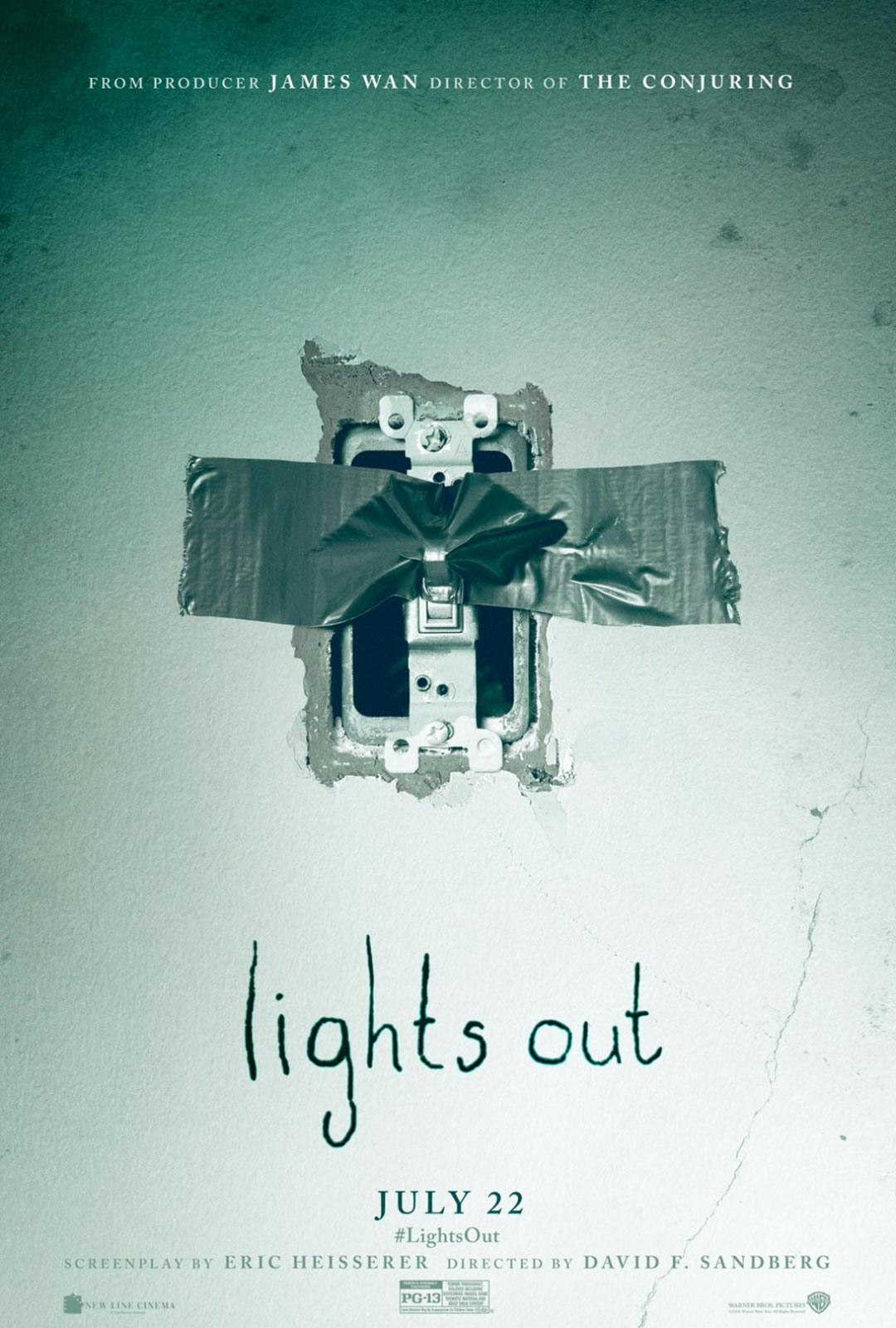 Lights Out Poster #1