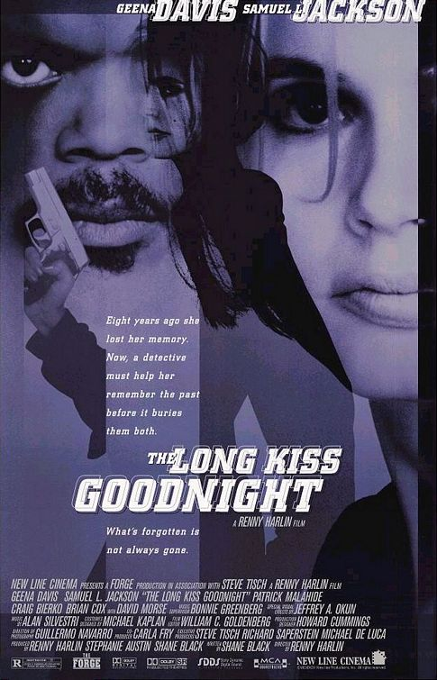 The Long Kiss Goodnight Poster #1