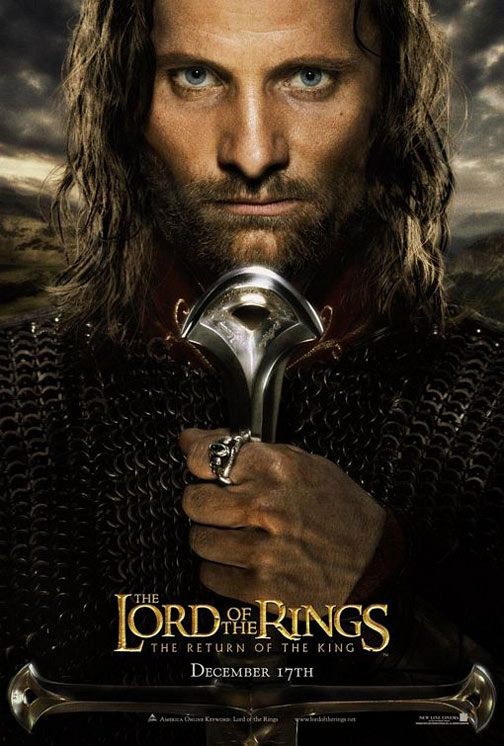 The Lord of the Rings: The Return of the King Poster #1