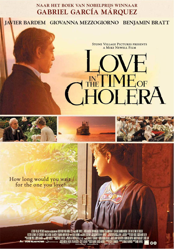 Love in the Time of Cholera Poster #3