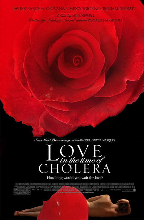 Love in the Time of Cholera Poster #1