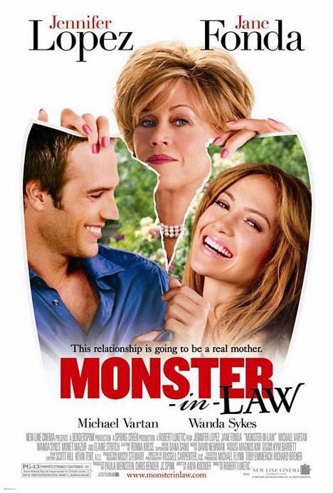 Monster-in-Law Poster #1