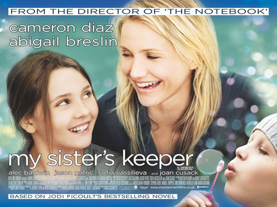My Sister's Keeper Poster #2