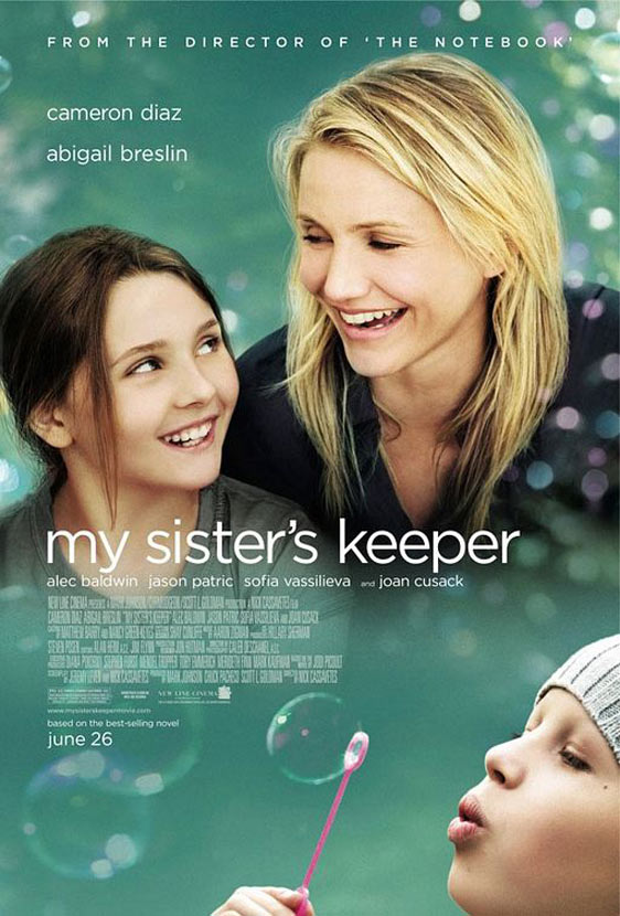 My Sister's Keeper Poster #1