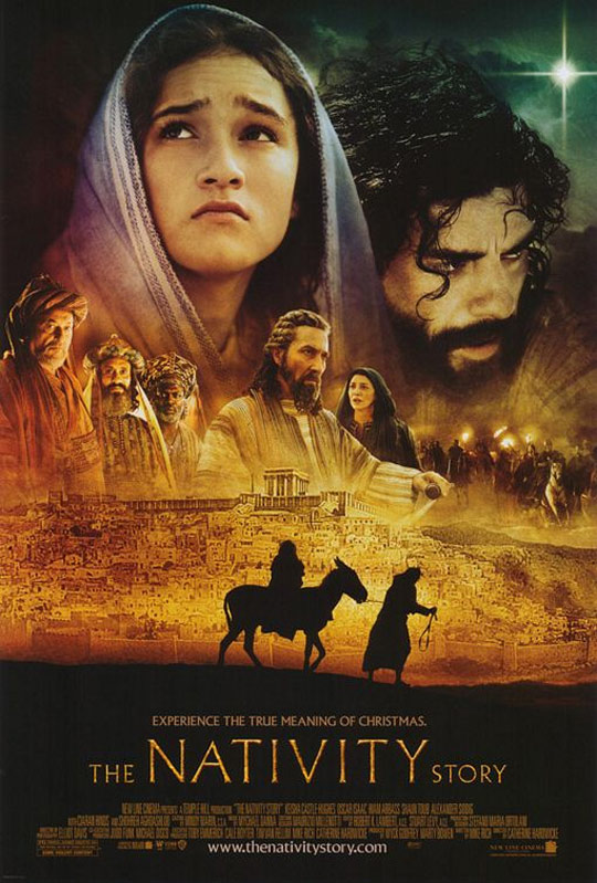 The Nativity Story Poster #2