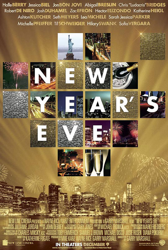 New Year's Eve Poster #1