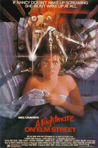 A Nightmare On Elm Street Poster #1