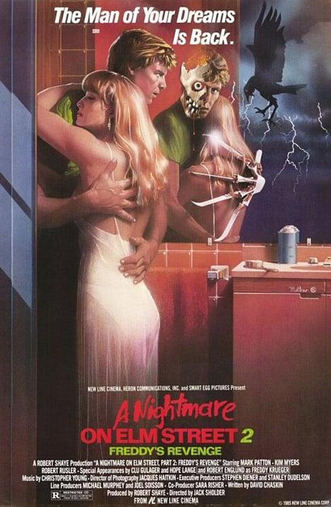 A Nightmare On Elm Street 2: Freddy's Revenge Poster #1