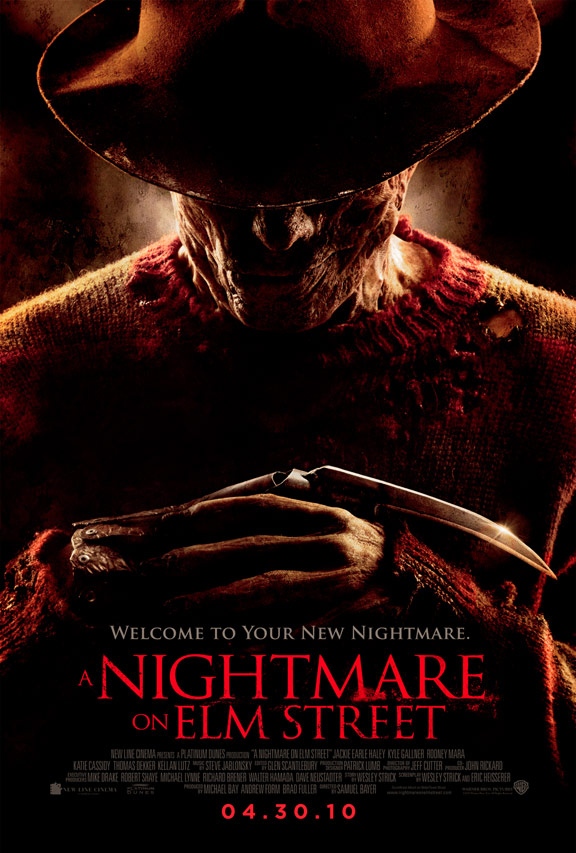A Nightmare on Elm Street Poster #2