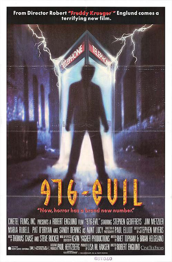 976-EVIL Poster #1