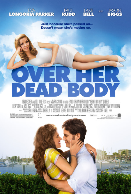 Over Her Dead Body Poster #1