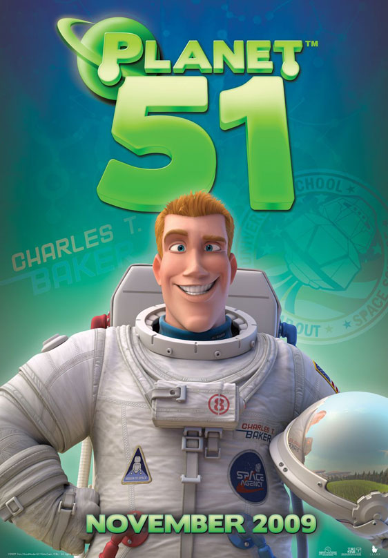 Planet 51 Poster #13