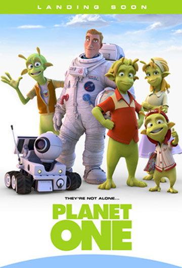 Planet 51 Poster #1