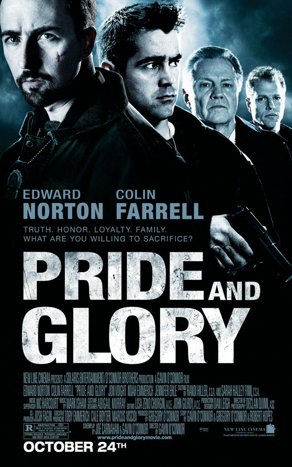 Pride and Glory Poster #4
