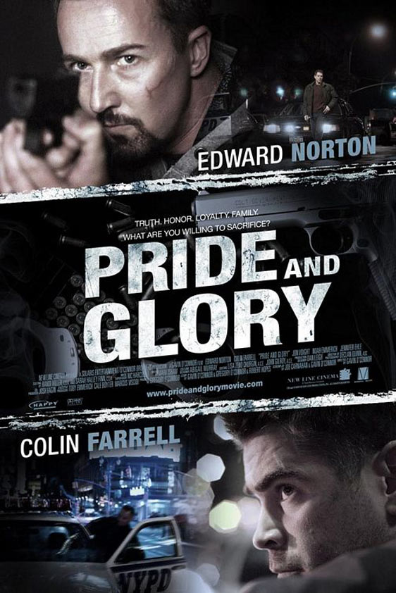Pride and Glory Poster #6