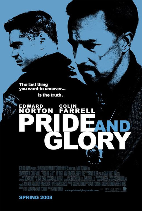 Pride and Glory Poster #1