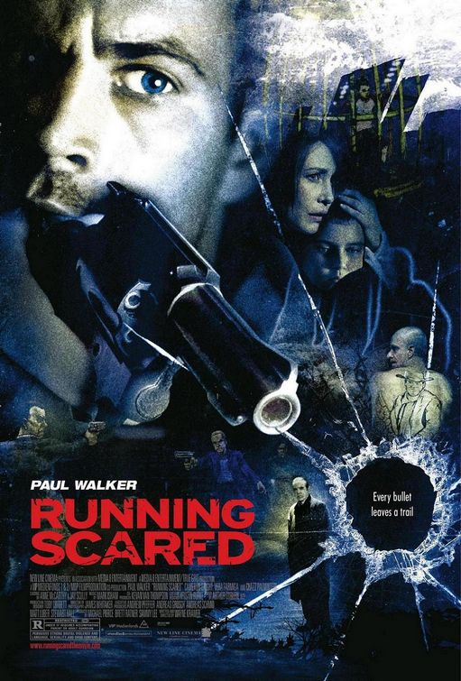 Running Scared Poster #1