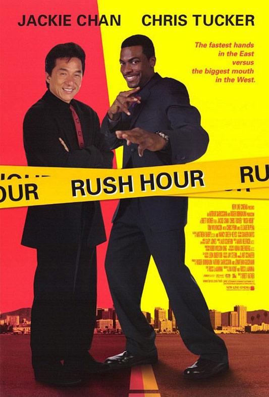 Rush Hour Poster #1
