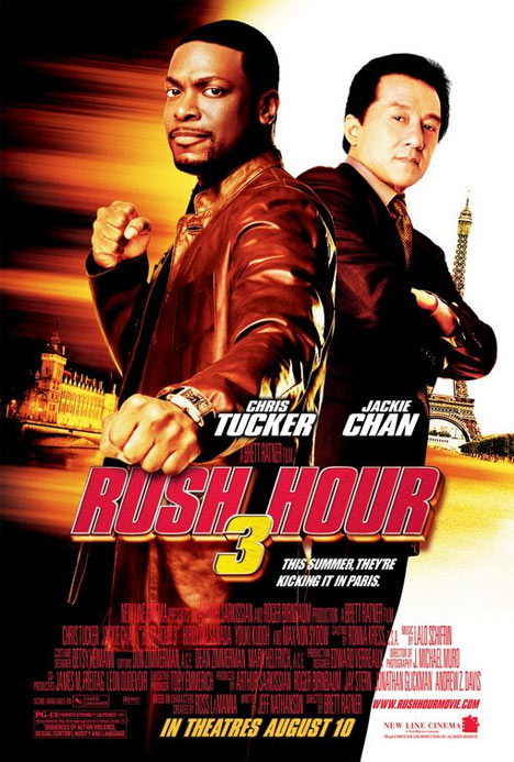 Rush Hour 3 Poster #1