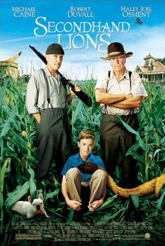 Secondhand Lions Poster #1