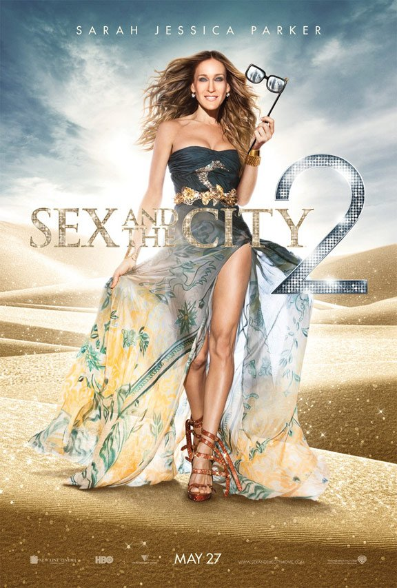 Sex and the City 2 Poster #2