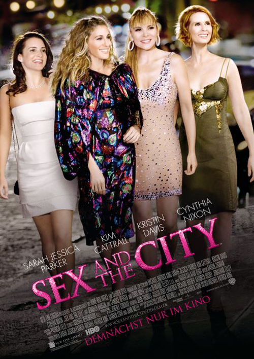 Sex and the City: The Movie Poster #2