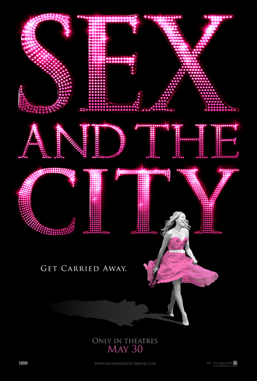 Sex and the City: The Movie Poster #1