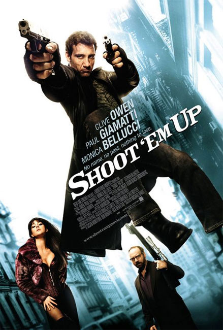 Shoot 'Em Up Poster #1
