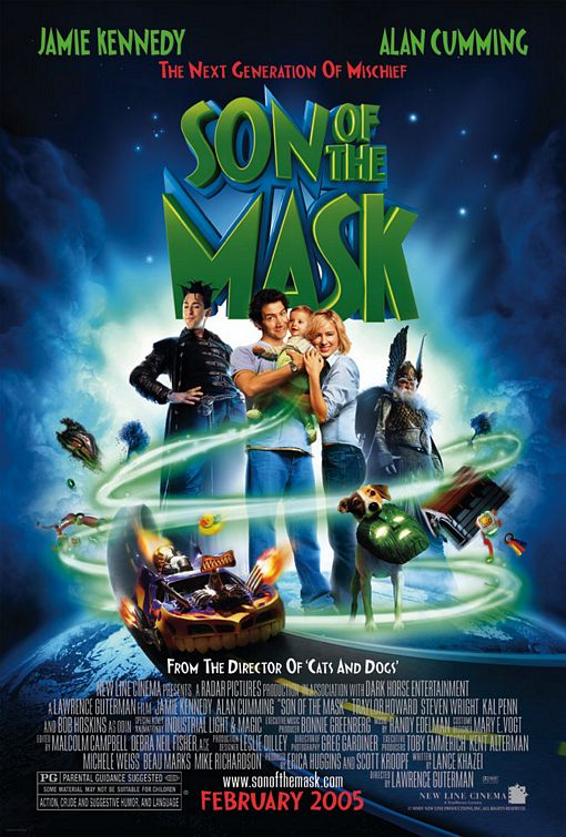 Son of the Mask Poster #1
