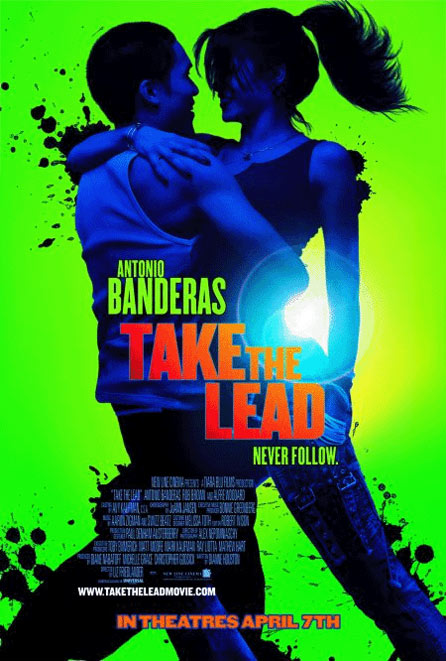 Take the Lead Poster #1