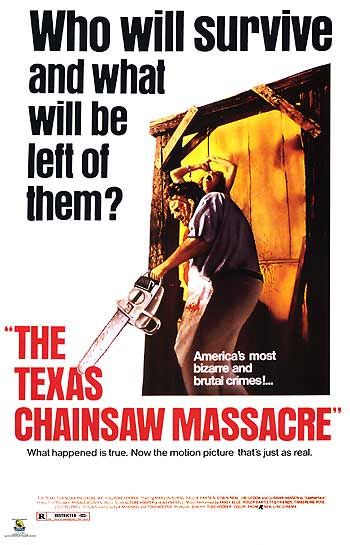 The Texas Chainsaw Massacre Poster #1