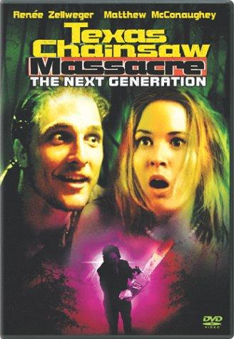 Texas Chainsaw Massacre: The Next Generation Poster #3