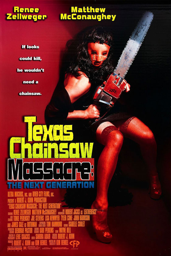 Texas Chainsaw Massacre: The Next Generation Poster #1