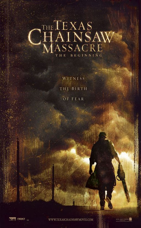 The Texas Chainsaw Massacre: The Beginning Poster #1