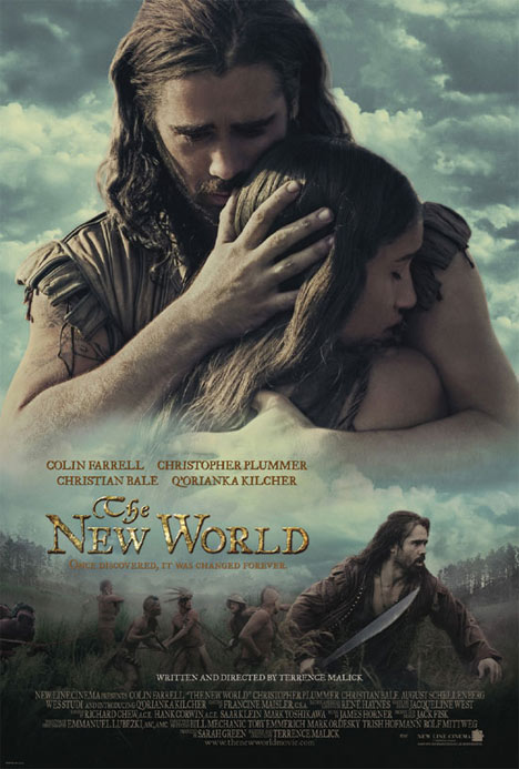 The New World Poster #1