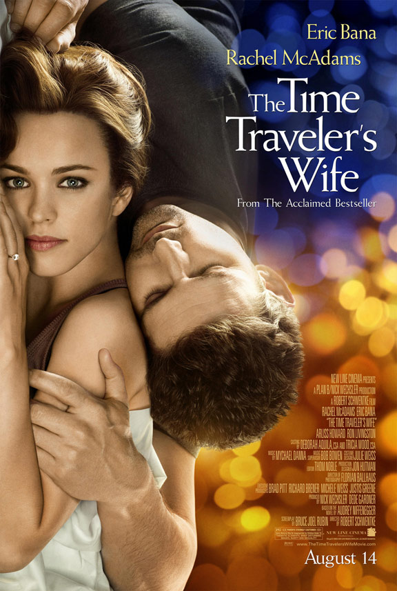 The Time Traveler's Wife Poster #1