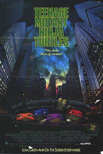 Teenage Mutant Ninja Turtles Poster #1