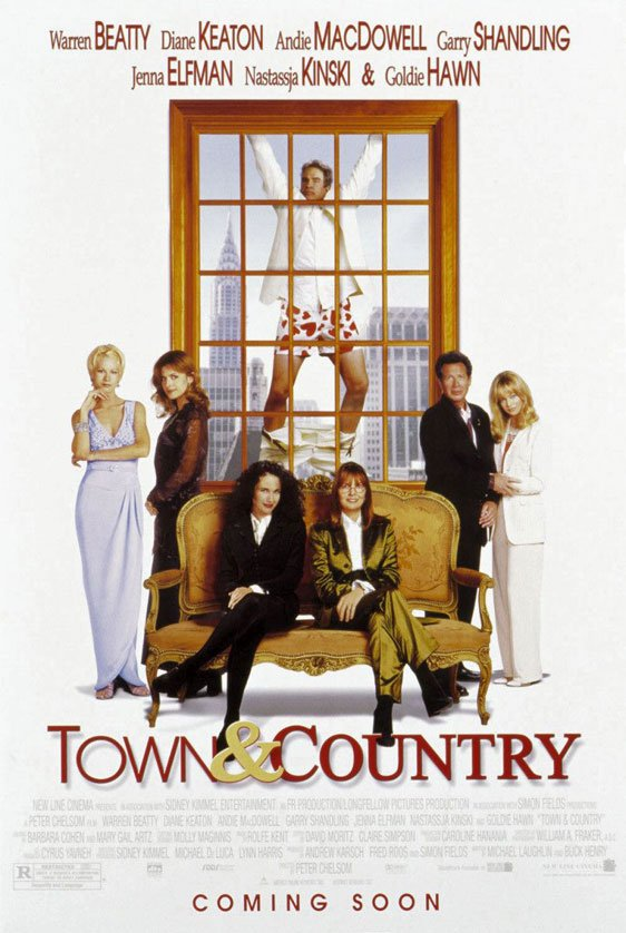 Town & Country Poster #1