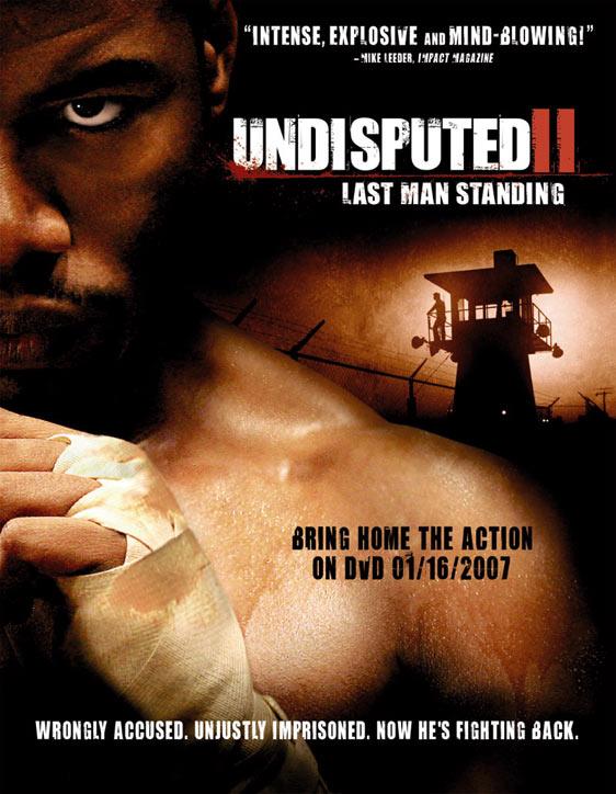 Undisputed II: Last Man Standing Poster #1