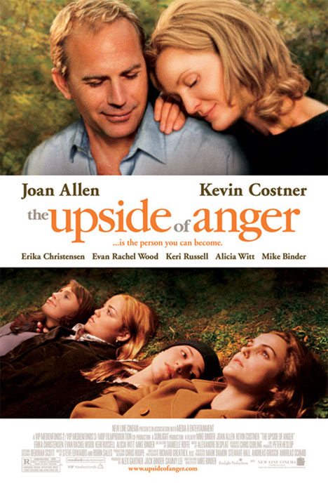 The Upside of Anger Poster #1
