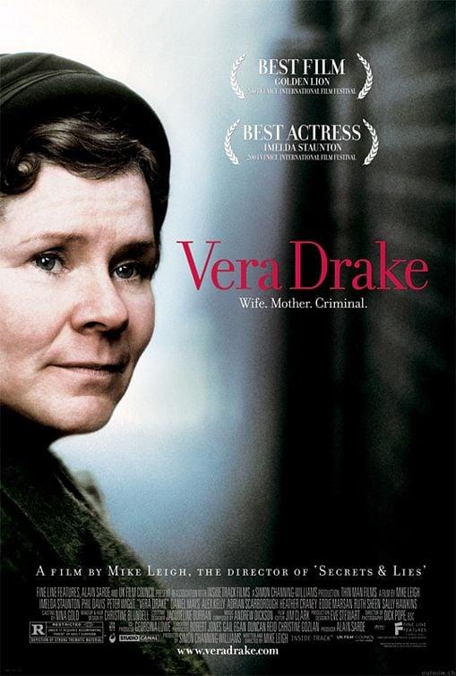 Vera Drake Poster #1