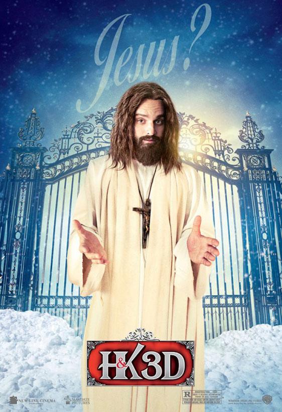 A Very Harold & Kumar Christmas Poster #10