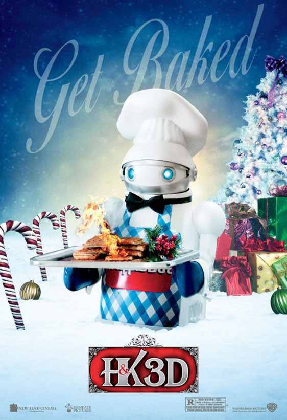 A Very Harold & Kumar Christmas Poster #12